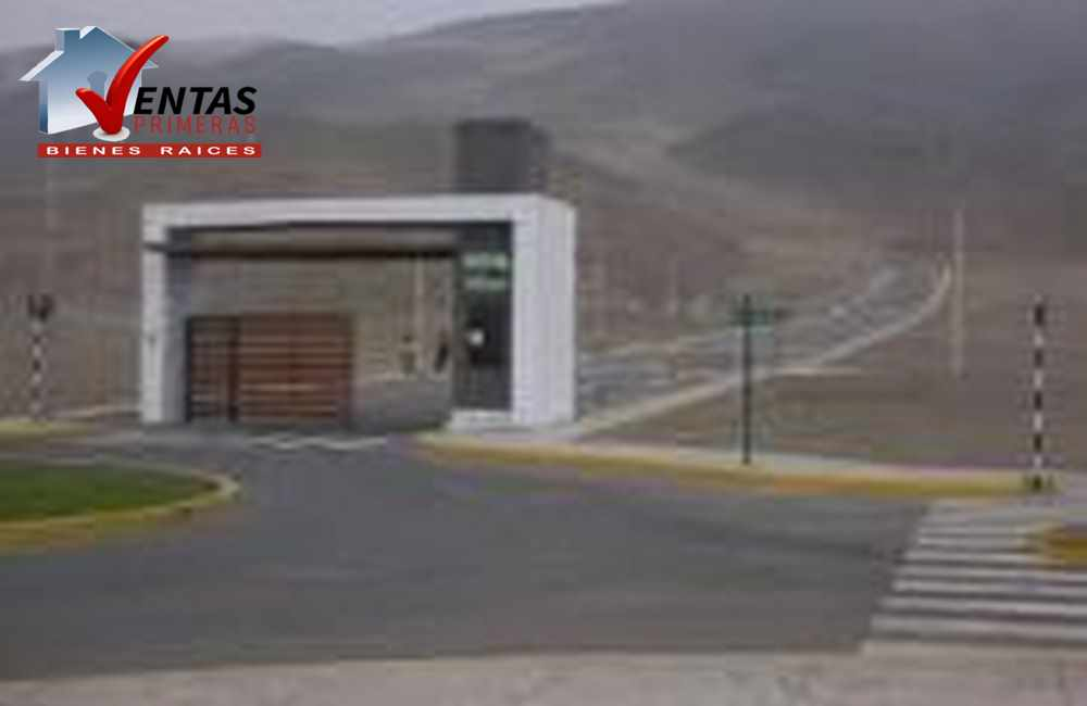 Terreno en Distrito de Santa Rosa