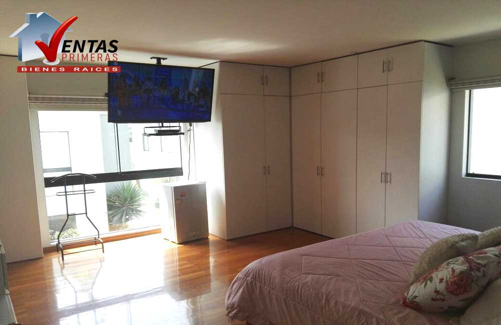 Casa condominio La Molina limite Surco