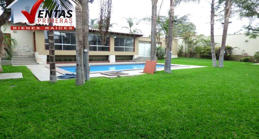 Casa Frente Parque