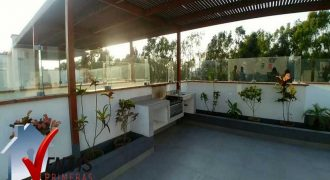 Departamento moderno vista a jardines