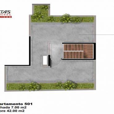 Venta departamento con gran terraza en Pueblo Libre